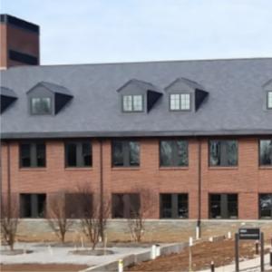 USGA Admin Building, Exterior